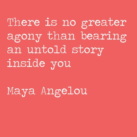 <b>Maya</b> <b>Angelou</b> <b>Quote</b> about writing | Tyto Books